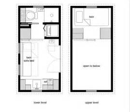 Home Design 8x16 by 8x16 Tiny House Floor Plan Sample From The Book Tiny House