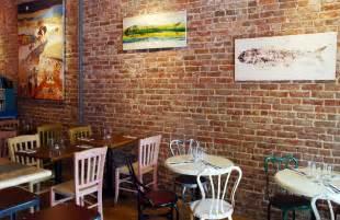 brick cuisine gray brick wall decorations stylish rustic exposed as
