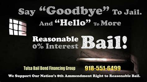 Oscn Warrant Search Tulsa Bail Bond Financing 918 551 6499 Oklahoma S Best Bail Agencies