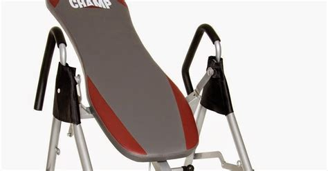 inversion table therapy routine health and fitness den elongate the spine relieve back