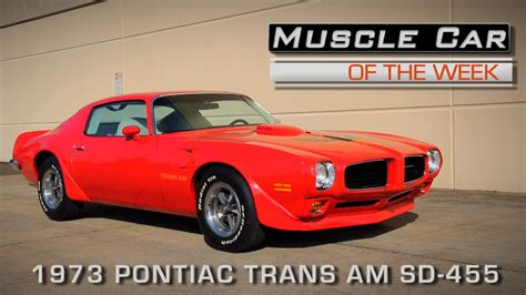 how do i learn about cars 1973 pontiac grand prix transmission control muscle car of the week video episode 148 1973 pontiac trans am sd 455 youtube