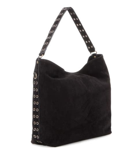 Bruno Athe Slouchy Tote by Bruno Hobo Suede Tote Mytheresa