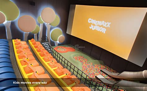 cinemaxx gold lippo village cinemaxx junior