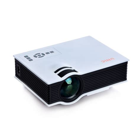 Projector Mini 2015 newest mini portable projector uc40 with usb hdmi for