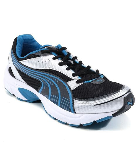 axis iii dp black sport shoes price in india buy