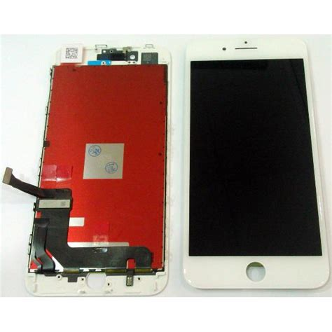 iphone 8 plus 100 original display lcd with white touch screen
