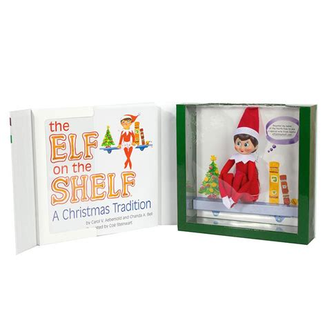On Shelf In A Box by On The Shelf Scout And Tradition Box Set
