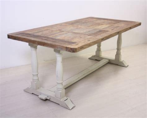 tavoli stile provenzale tavolo provenzale fisso shabby chic mobili provenzali