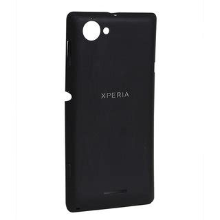 Baterai Batre Batery Sony Xperia L Ba900 Original 100 back battery panel for sony xperia l black available at shopclues for rs 598