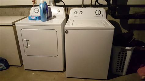 amana washer and dryer amana washer and dryer must