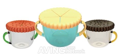 Ange Made In Korea Ansso Snack Cup Wadah Tempat Cemilan Bayi 61 photo ansso cup