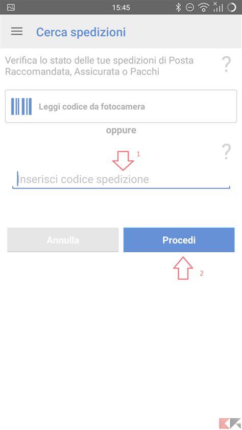 poste ricerca ufficio tracciare pacchi e spedizioni poste italiane chimerarevo