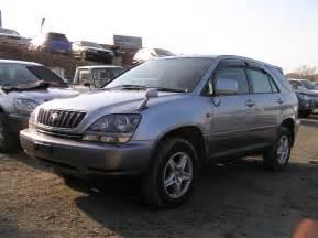2002 toyota harrier pictures 2400cc gasoline ff