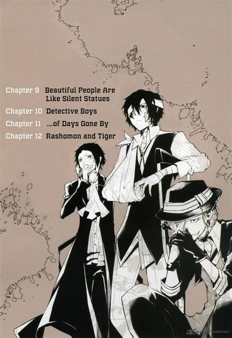 bungo stray dogs bungo stray dogs 9 read bungo stray dogs 9 page 5