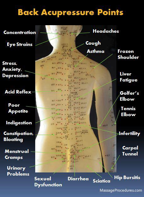 acupressure acupressure treatment massage therapy