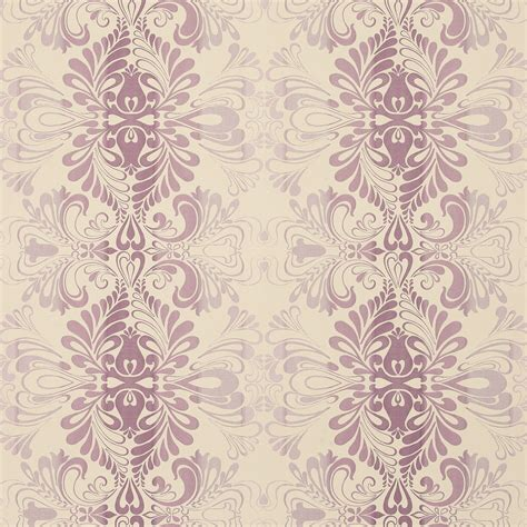 Damask Wallpaper Pinterest | fitzroy amethyst damask wallpaper at laura ashley for