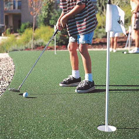 backyard putting green accessories athletic surfaces and accessories for utah idaho and