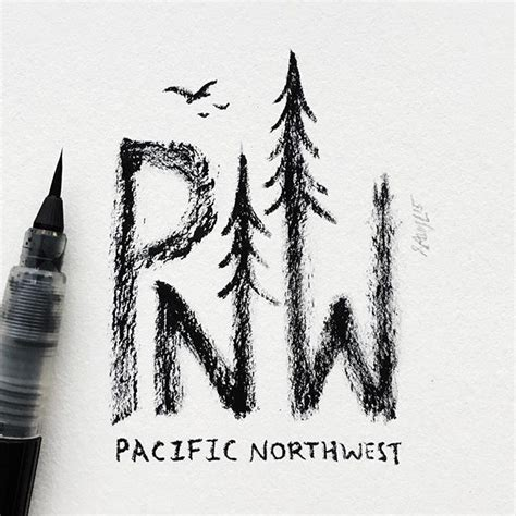 39 best images about pnw on pinterest sketchbooks