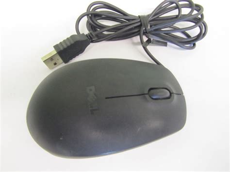 Mouse Dell Oem oem original dell ms111 usb optical mice 3 button black
