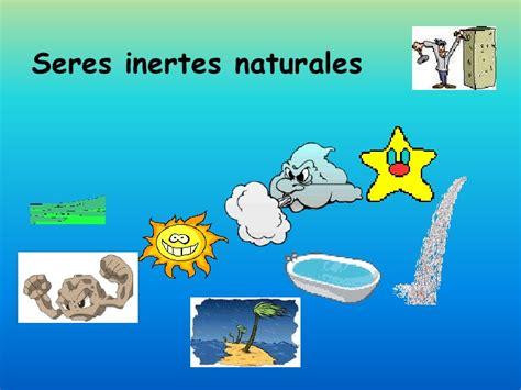 imagenes de objetos naturales y artificiales seres naturales e inertes