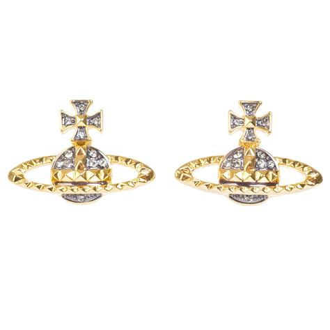 vivienne westwood mayfair bas relief earrings vivienne