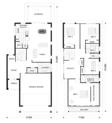 two storey house plans australia the 25 best double storey house plans ideas on pinterest double storey house 2
