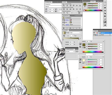 tutorial photoshop cs5 zombie create a rockabilly zombie girl with illustrator cs5
