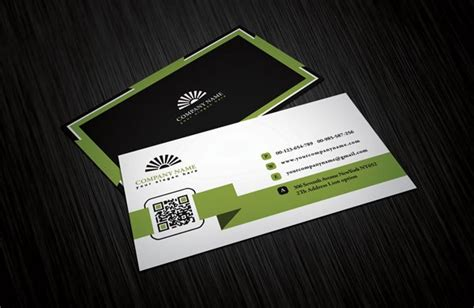Info Card Design