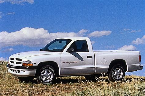 1997 dodge dakota sport mpg 1997 04 dodge dakota consumer guide auto