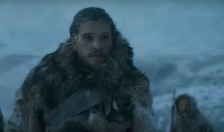 Galerry Game of Thrones Season 7 Trailer Shows Jon Snow Spoilers Iron