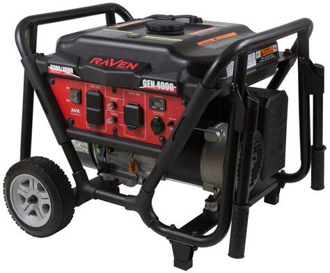 gen4000 4000 watt generator with wheel kit
