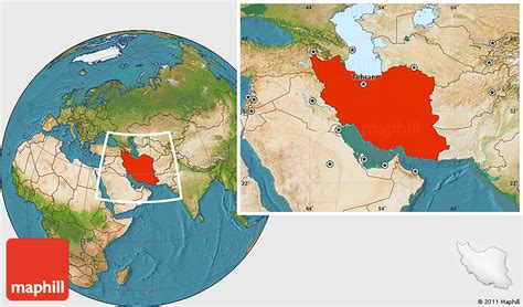 location of iran on world map satellite location map of iran