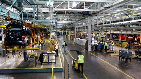 what is a factory second u s factory output rises for second month cbs news