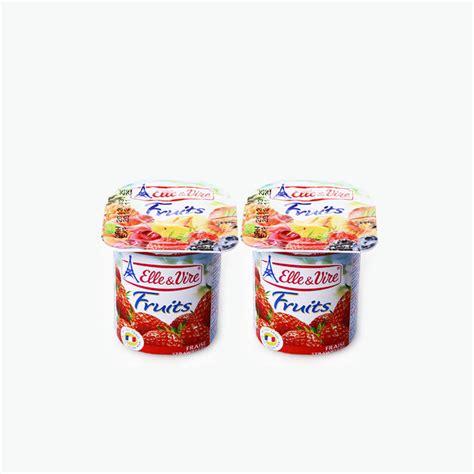 X2 Vire vire yogurt strawberry 125g x2