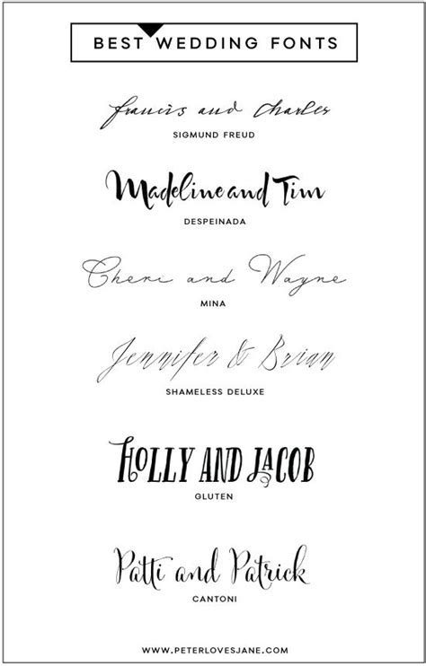 Typography, Wedding and Texts on Pinterest