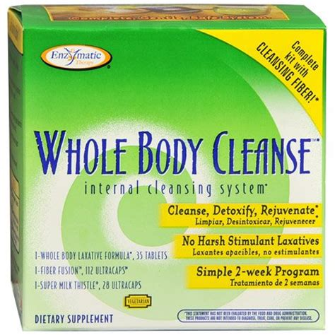 Detox Systems Inc by Whole Cleanse Cleansing System Kit 1 Each