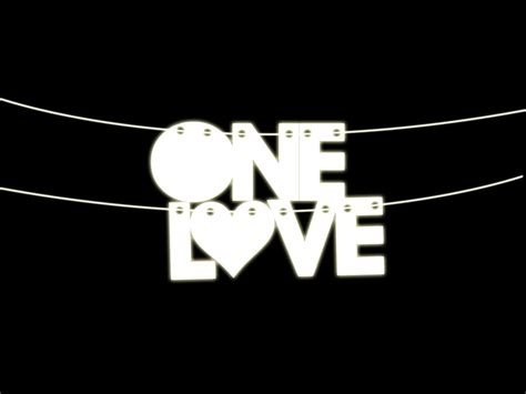 one love one love logo design 4 by icondesigns on