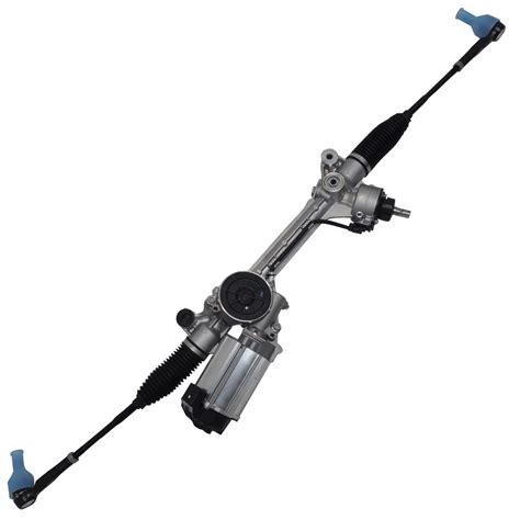 2013 chevy equinox gmc terrain steering gear rack pinion w tie rods 22985119 ebay
