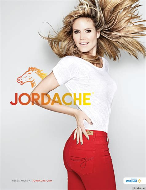 Heidi Klum Is The New Of Jordache by Heidi Klum Returns To Jordache For Company S