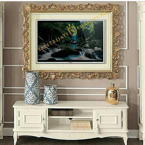 Meja Tv Cat Duco meja tv minimalis jepara cat duco terbaru safitri jati furniture