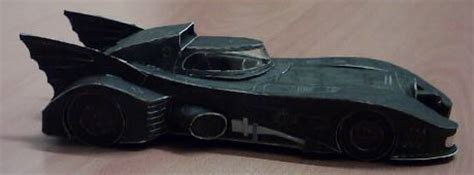 Batmobile Papercraft - batmobile papercraft 1 by ninjatoespapercraft on deviantart