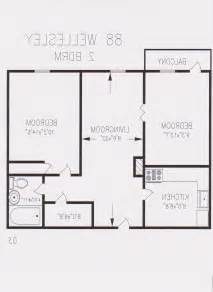 800 Sqft 2 Bedroom Floor Plan by Home Plan Design 800 Sq Ft Home And Landscaping Design