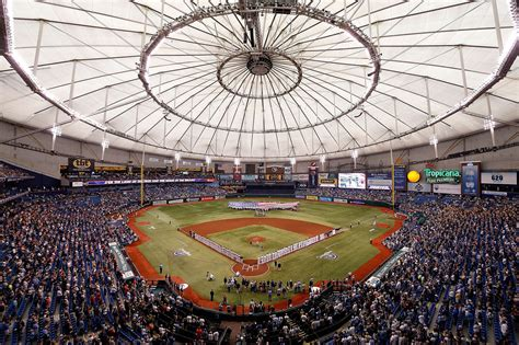 rays reject counter offer to leave tropicana field hire