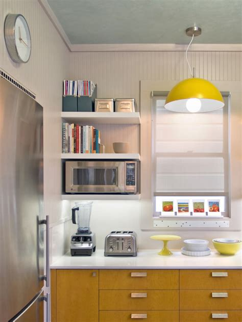 Kitchen Cabinet Storage Shelves 15 Unique Kitchen Ideas For Storing Cookbooks