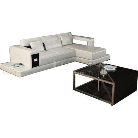 table basse d angle canap 233 d angle design en cuir arezzo table int 233 gr 233 e pop design fr