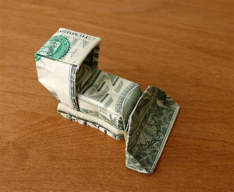 10 Dollar Bill Origami - 25 exceptional dollar bill origami exles brain