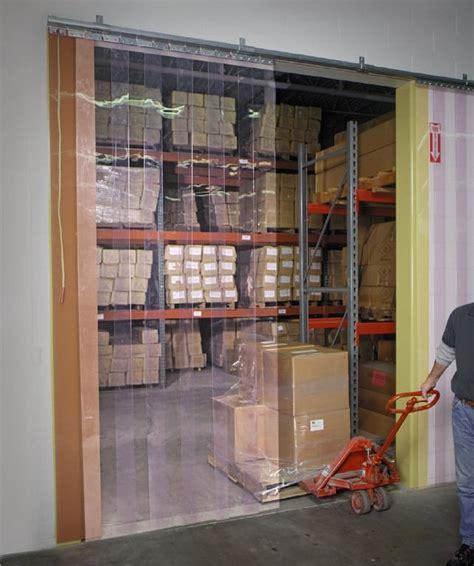 restaurant air curtain pvc strip curtains berner