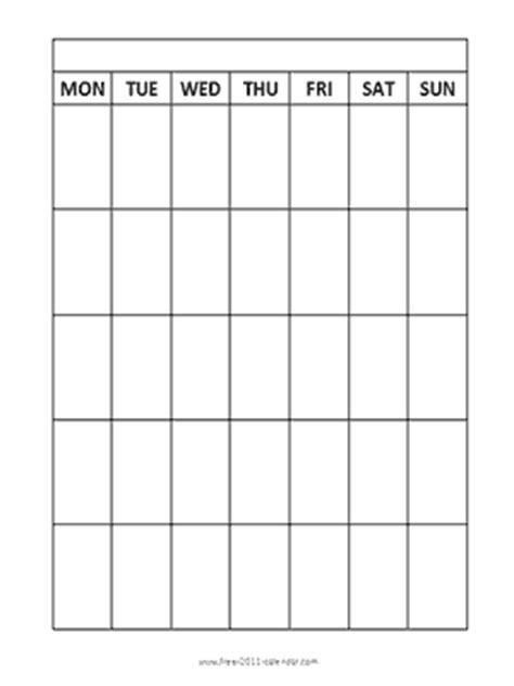 blank printable calendar with lines calendar template 2016