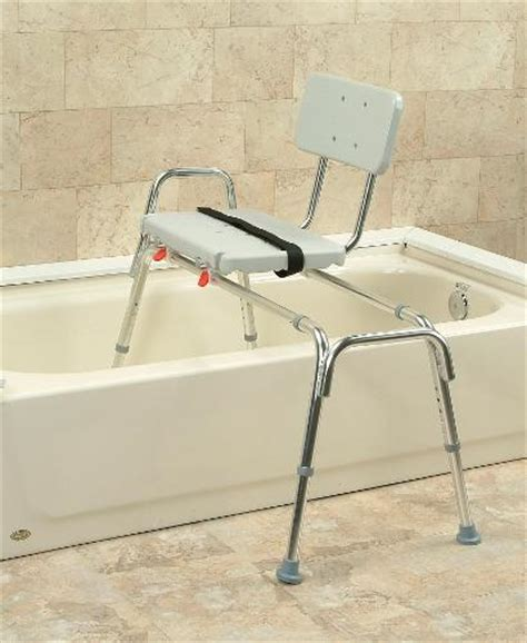 sliding tub bench sliding shower bath tub seat transfer bench chair