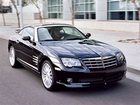 used chrysler crossfire parts 100 2006 chrysler crossfire future collectable